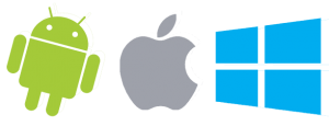 Compatible: Android | iOS | Windows