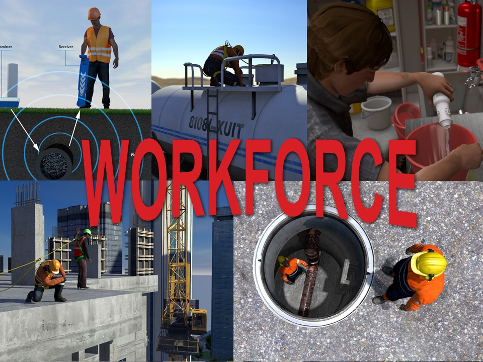 Workforce Safety Training Subscription - $5/month