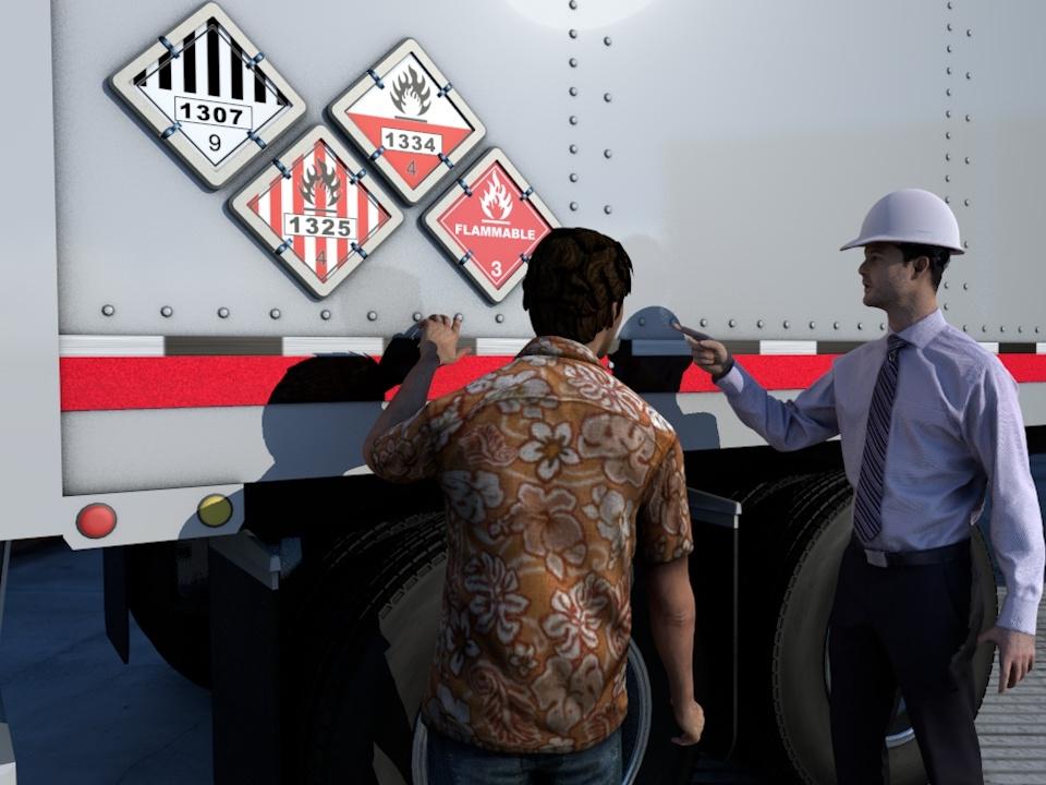 SafetyVantage TDG - Transportation of Dangerous Goods