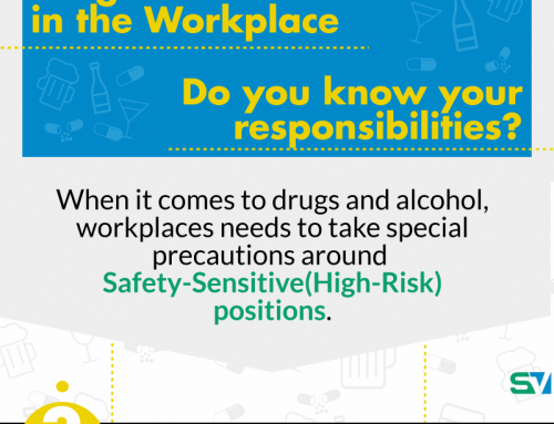 InfoGraphic: Drugs and Alcohol Responsibilities