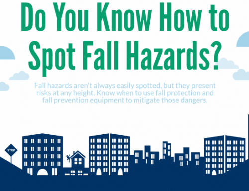 InfoGraphic: Fall Protection – Fall Hazards