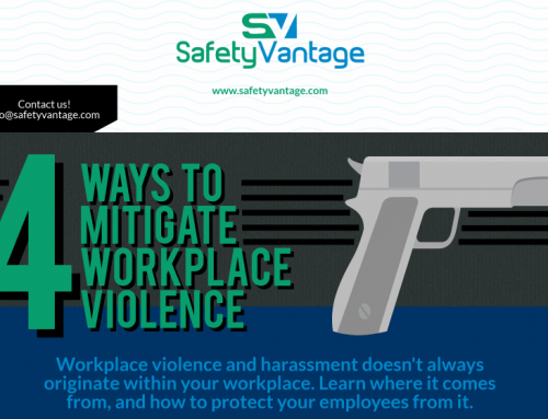 InfoGraphic: How to Mitigate Workplace Violence