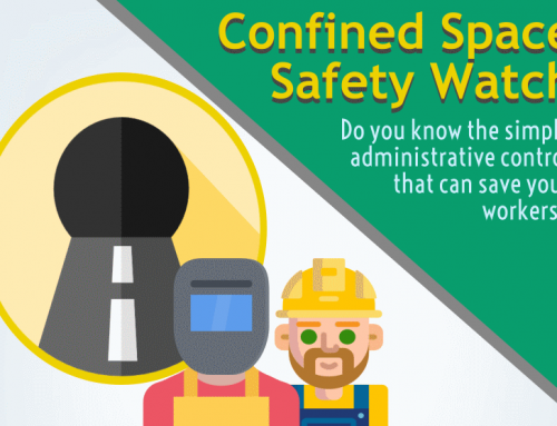 InfoGraphic: Confined Space Safety Watch