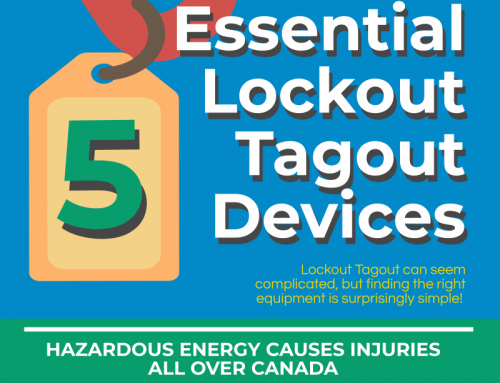 InfoGraphic: Essential Lockout Tagout Devices