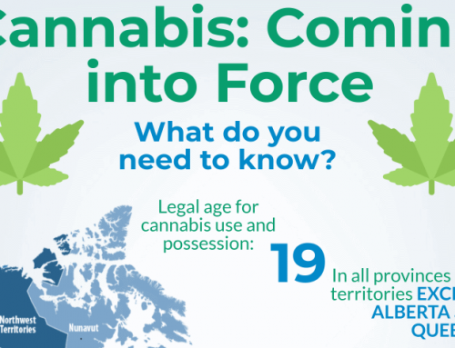 InfoGraphic: Cannabis Legislation Coming into Force