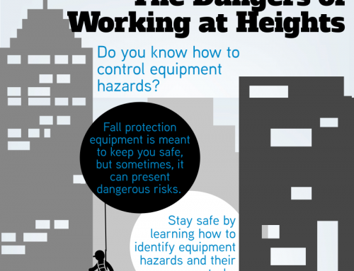 InfoGraphic: Working at Heights Dangers