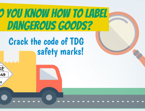 InfoGraphic: TDG Labels