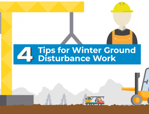 InfoGraphic: Winter Ground Disturbance Challenges