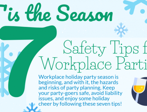 InfoGraphic: Safety Tips for Workplace Parties