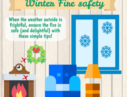 InfoGraphic: Winter Fire Safety