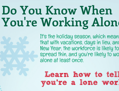 InfoGraphic: Are You Working Alone?