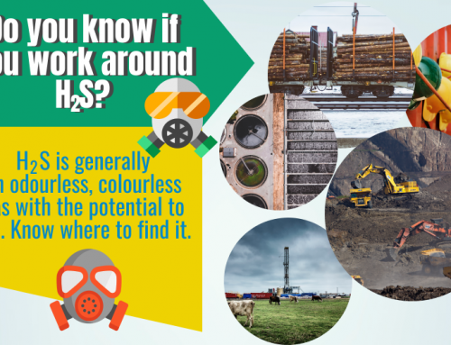 InfoGraphic: Are You Working Around H2S?