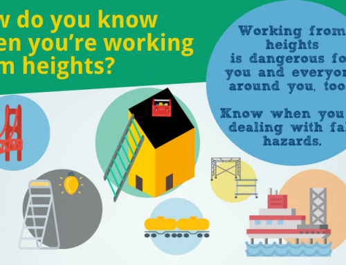 InfoGraphic: Are You Working at Heights?