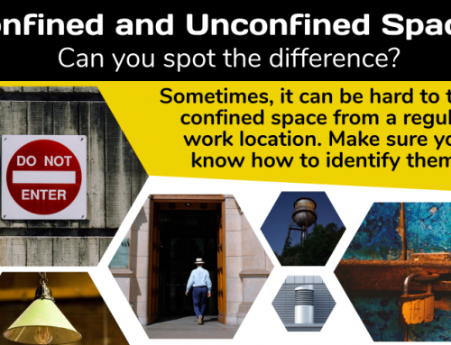 InfoGraphic: Spot the Confined Space Hazards