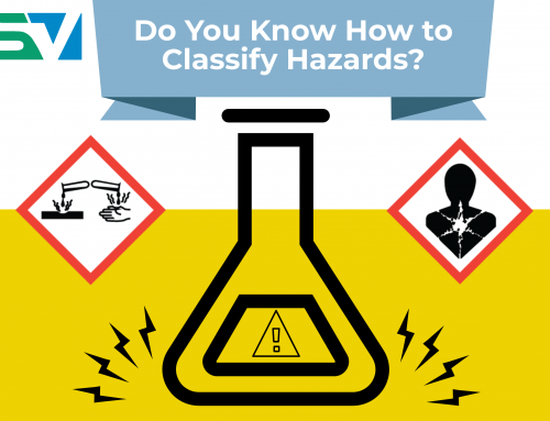 InfoGraphic: Do You Know How to Classify WHMIS Hazards?