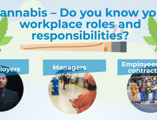 InfoGraphic: Cannabis –  Do you know the Responsibilities?