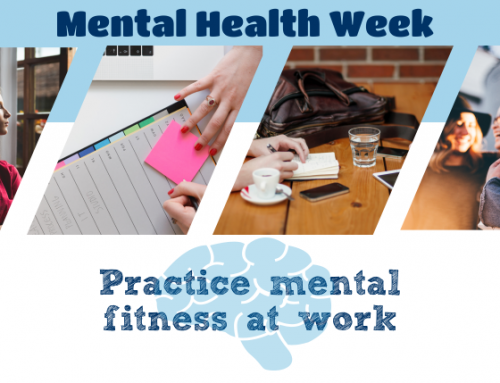 InfoGraphic: Mental Health Week 2019