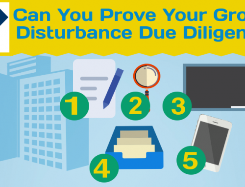 InfoGraphic: Ground Disturbance Due Diligence