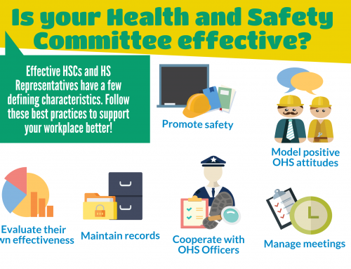 InfoGraphic: Is your Health and Safety Committee effective?