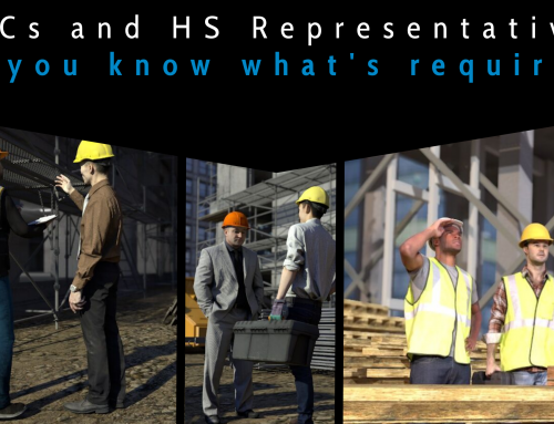 InfoGraphic: Do you know the JHSC/HSR Requirements?