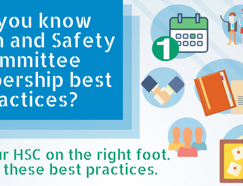InfoGraphic: Health and Safety Committee Best Practices