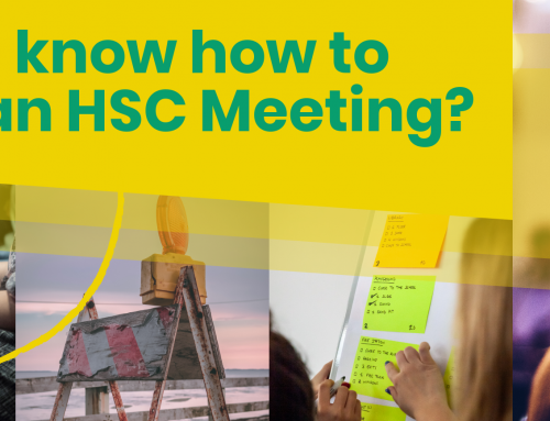 InfoGraphic: Do you know how to conduct an JHSC Meeting?