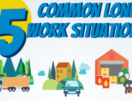 InfoGraphic: 5 Common Lone Work Situations