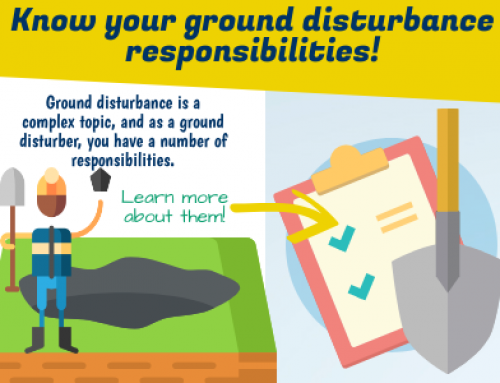 InfoGraphic: Ground Disturbance Responsibilities