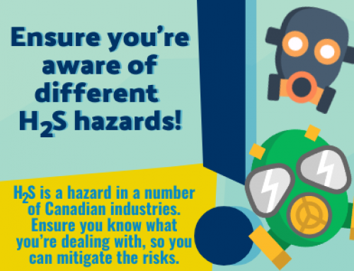 InfoGraphic: Ensure you are aware of different H2S hazards!