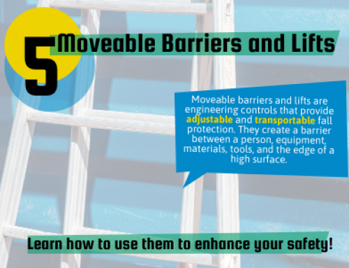 InfoGraphic: 5 Movable Barriers and Lifts