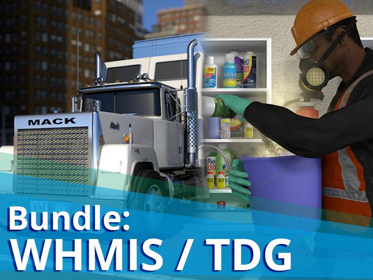 WHMIS/TDG bundle